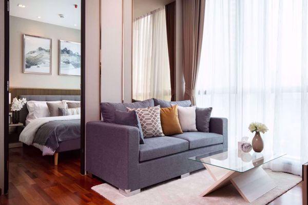 Picture of 1 bed Condo in Wish Signature Midtown Siam Thanonphayathai Sub District C015960