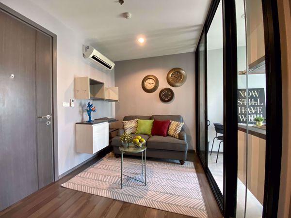 รูปภาพ 1 ห้องนอน Condo ในโครงการ The Base Park West Sukhumvit 77 Phrakhanongnuea Sub District C015965
