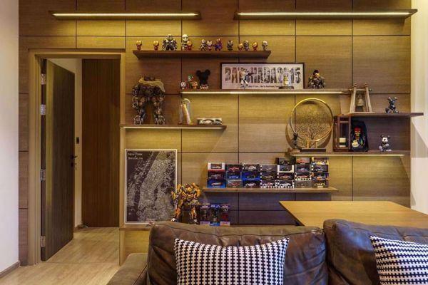 รูปภาพ 2 ห้องนอน Condo ในโครงการ Mori Haus Phrakhanongnuea Sub District C015981