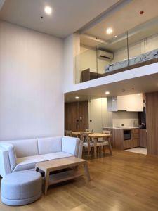 รูปภาพ 1 ห้อง Duplex in Siamese Exclusive Sukhumvit 31 Khlong Toei Nuea Sub District D015983