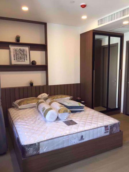 รูปภาพ 1 ห้องนอน Condo ในโครงการ Ashton Chula - Silom Mahaphruettharam Sub District C015992