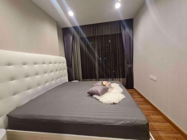 รูปภาพ 1 ห้องนอน Condo ในโครงการ Ivy Ampio Huai Khwang Sub District C015997