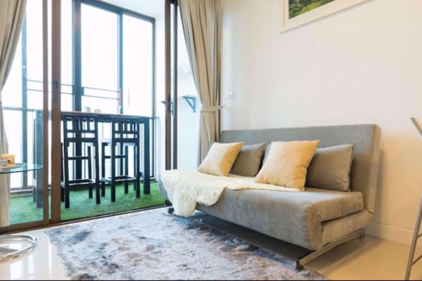 รูปภาพ 1 ห้องนอน Condo ในโครงการ Ideo Mix Sukhumvit 103 Bang Na Sub District C016012