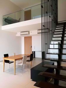 รูปภาพ 2 ห้อง Duplex in The Lofts Ekkamai Phrakhanongnuea Sub District D016030