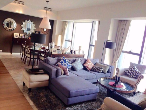 Picture of 3 bed Condo in The Met Thungmahamek Sub District C016043