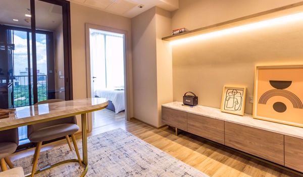 Picture of 1 bed Condo in THE LINE Jatujak-Mochit Chomphon Sub District C016065