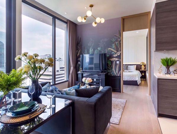รูปภาพ 1 ห้องนอน Condo ในโครงการ The ESSE Asoke Khlong Toei Nuea Sub District C016067