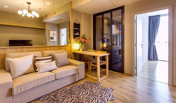 รูปภาพ 1 ห้องนอน Condo ในโครงการ THE LINE Jatujak-Mochit Chomphon Sub District C016071