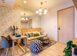 รูปภาพ 1 ห้องนอน Condo ในโครงการ THE LINE Jatujak-Mochit Chomphon Sub District C016072