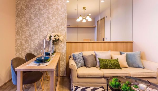 Picture of 1 bed Condo in THE LINE Jatujak-Mochit Chomphon Sub District C016072