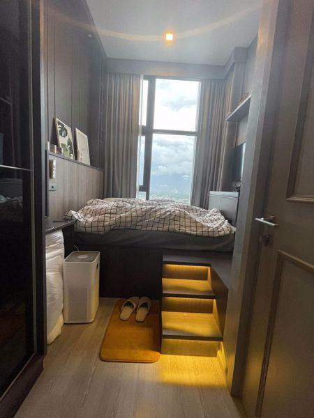 รูปภาพ 1 ห้องนอน Condo ในโครงการ The Line Sukhumvit 101 Bangchak Sub District C016074