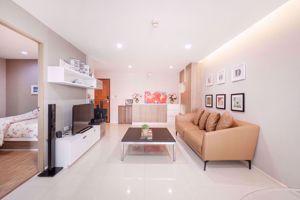 รูปภาพ 2 ห้องนอน Condo ในโครงการ Petch 9 Tower Ratchathewi District C016076