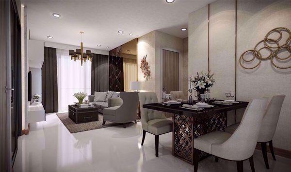 รูปภาพ 1 ห้องนอน Condo ในโครงการ Supalai Premier Charoen Nakhon Khlong San District C016081