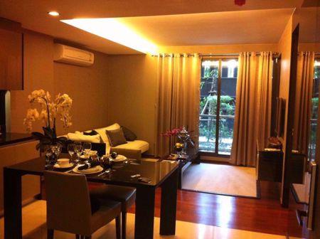 รูปภาพ 1 ห้องนอน Condo ในโครงการ The Address Sukhumvit 61 Khlong Tan Nuea Sub District C016096
