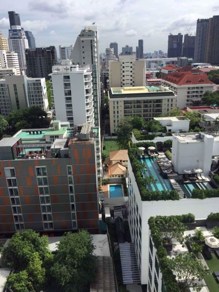 Picture of 1 bed Condo in 15 Sukhumvit Residences Khlong Toei Nuea Sub District C016131