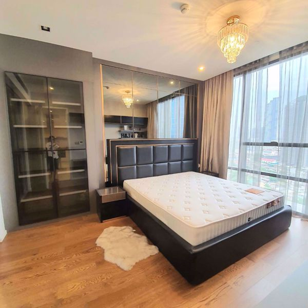 รูปภาพ 1 ห้องนอน Condo ในโครงการ The Bangkok Sathorn Yan Nawa Sub District C016144