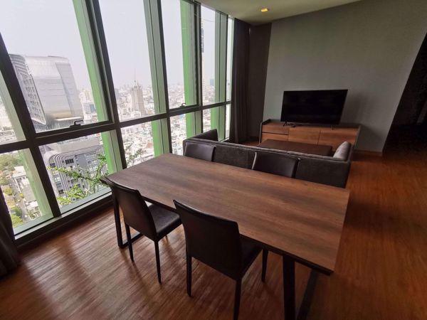 รูปภาพ 2 ห้องนอน Condo ในโครงการ Wish Signature Midtown Siam Thanonphayathai Sub District C016153
