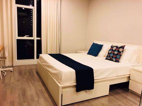 รูปภาพ 1 ห้องนอน Condo ในโครงการ The Room Sathorn-TanonPun Silom Sub District C016159