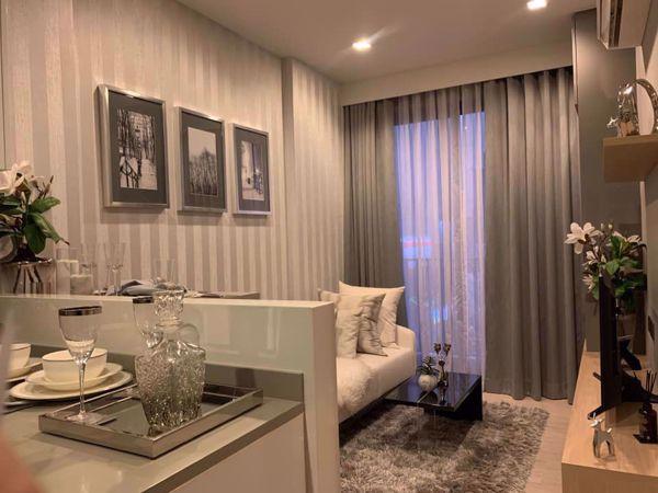รูปภาพ 1 ห้องนอน Condo ในโครงการ M Thonglor 10 Khlong Tan Nuea Sub District C016163
