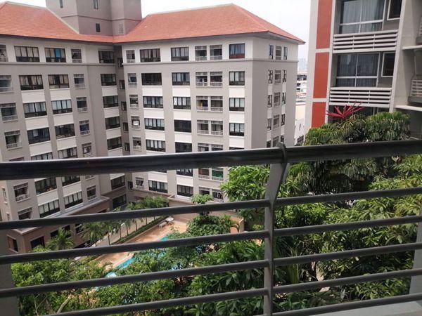 รูปภาพ 2 ห้องนอน Condo ในโครงการ Bangkok Garden Chong Nonsi Sub District C016168