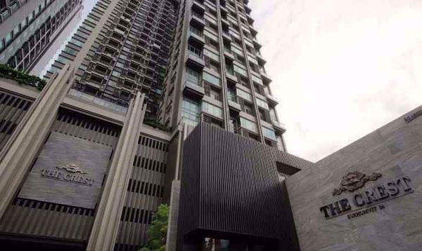 Picture of 2 bed Condo in The Crest Sukhumvit 34 Khlongtan Sub District C016171