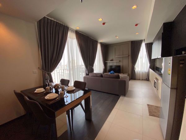 รูปภาพ 2 ห้องนอน Condo ในโครงการ Edge Sukhumvit 23 Khlong Toei Nuea Sub District C016190