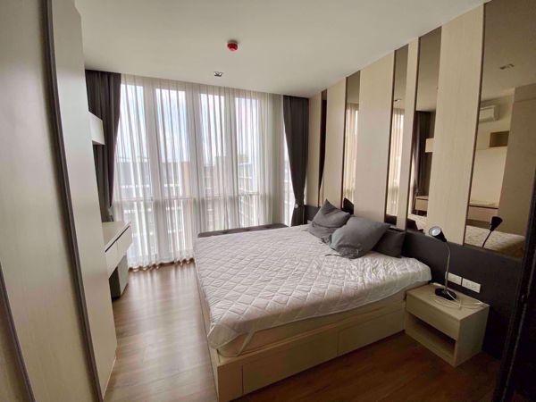 รูปภาพ 1 ห้องนอน Condo ในโครงการ Hasu Haus Phrakhanongnuea Sub District C016187