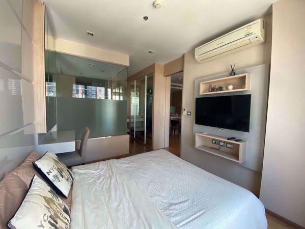 รูปภาพ 1 ห้องนอน Condo ในโครงการ The Address Asoke Makkasan Sub District C016197