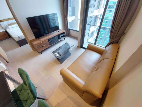 รูปภาพ 1 ห้องนอน Condo ในโครงการ The ESSE Asoke Khlong Toei Nuea Sub District C016200