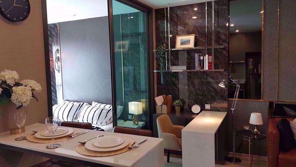 รูปภาพ 1 ห้องนอน Condo ในโครงการ Rhythm Rangnam Thanonphayathai Sub District C016223