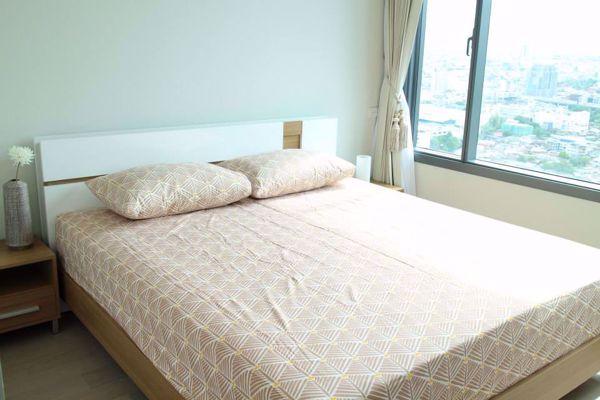 รูปภาพ 2 ห้องนอน Condo ในโครงการ Pyne by Sansiri Thanonphetchaburi Sub District C016268