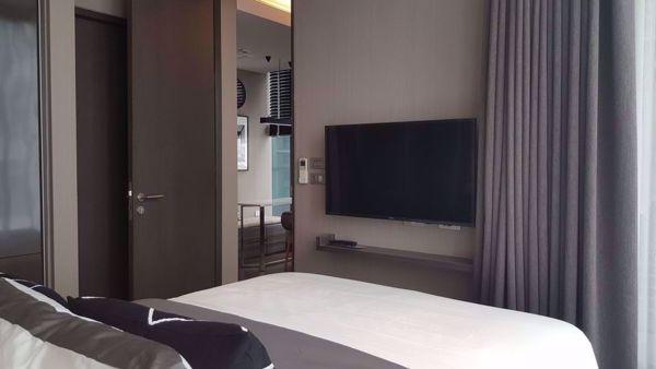 รูปภาพ 1 ห้องนอน Condo ในโครงการ The Lumpini 24 Khlongtan Sub District C016287