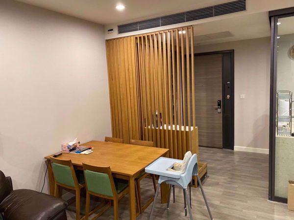 รูปภาพ 2 ห้องนอน Condo ในโครงการ The Room Sathorn-TanonPun Silom Sub District C016293