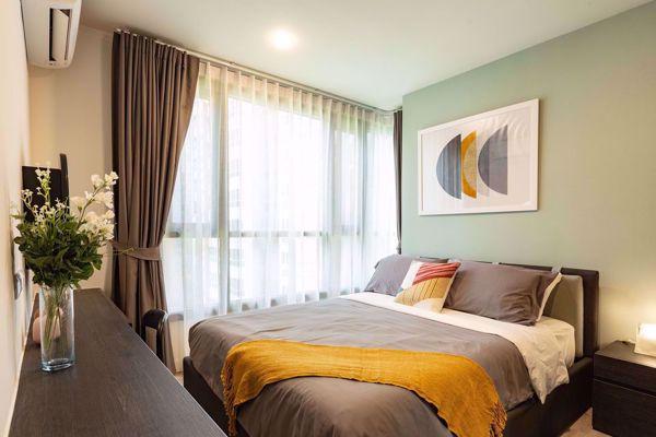 รูปภาพ 2 ห้องนอน Condo ในโครงการ XT Huaykwang Din Daeng District C016308