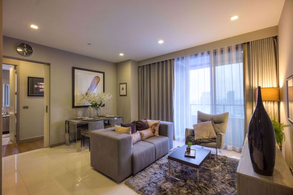 Picture of 2 bed Condo in M Silom Suriyawong Sub District C016314