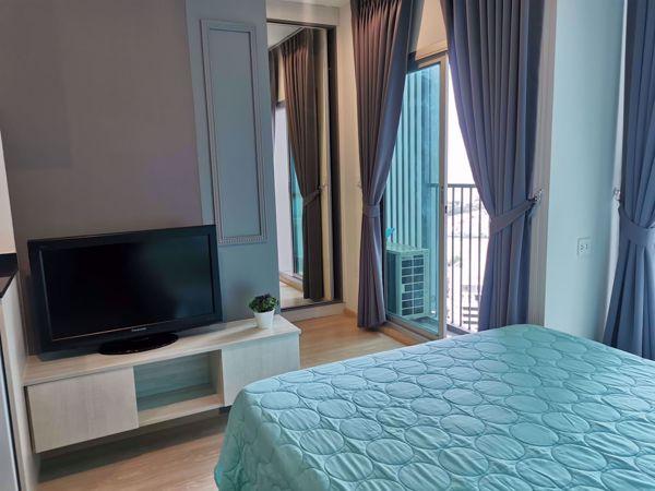 รูปภาพ 1 ห้องนอน Condo ในโครงการ Noble Revolve Samsennai Sub District C016334