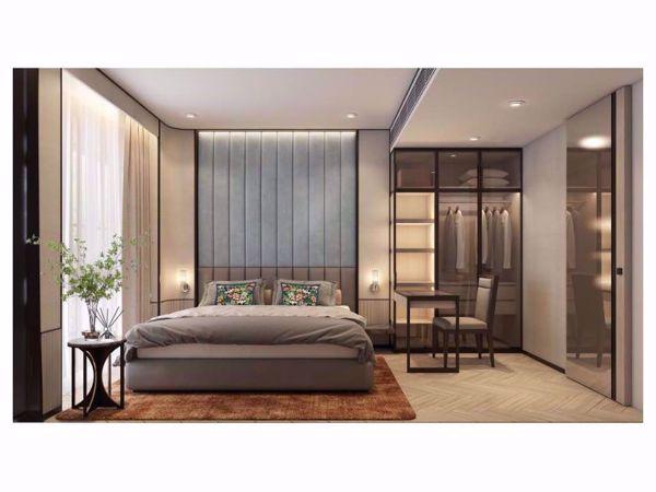 รูปภาพ 1 ห้องนอน Condo ในโครงการ The Reserve Sukhumvit 61 Khlong Tan Nuea Sub District C016338