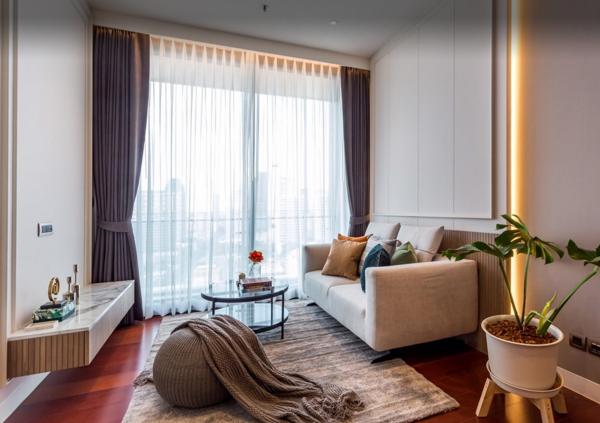 รูปภาพ 1 ห้องนอน Condo ในโครงการ KHUN by YOO inspired by Starck Khlong Tan Nuea Sub District C016349