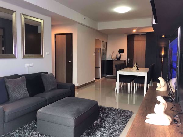 รูปภาพ 2 ห้องนอน Condo ในโครงการ Supalai River Resort Samre Sub District C016352