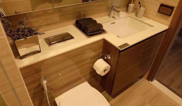 รูปภาพ 1 ห้องนอน Condo ในโครงการ Whizdom Essence Bangchak Sub District C016355