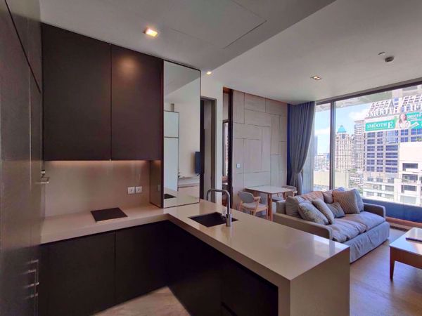 Picture of 1 bed Condo in Saladaeng One Silom Sub District C016375