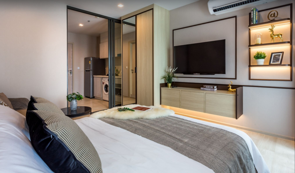 Picture of Studio bed Condo in Life One Wireless Lumphini Sub District C016378