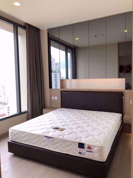 รูปภาพ 1 ห้องนอน Condo ในโครงการ The ESSE Asoke Khlong Toei Nuea Sub District C016385