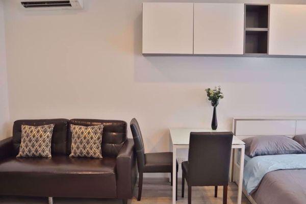 รูปภาพ 1 ห้องนอน Condo ในโครงการ Ideo Mobi Asoke Bangkapi Sub District C016407