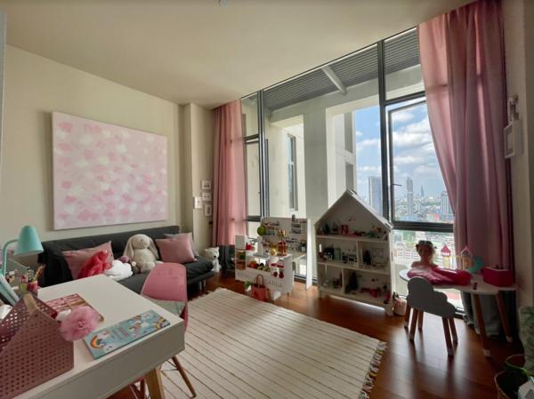 รูปภาพ 3 ห้องนอน Condo ในโครงการ The Sukhothai Residences Thungmahamek Sub District C016418