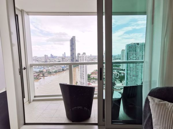 Picture of 1 bed Condo in The River Khlong Ton Sai Sub District C016430