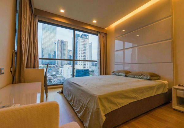 Picture of 2 bed Condo in The Address Sathorn Silom Sub District C016433
